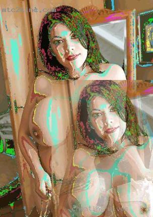 Skinny woman body