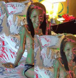 Naked girls without a period, alexa nikolas fake nudes