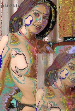 Sexy loose pussy slut nude 9