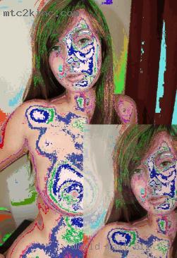 Girls nude black milf
