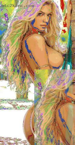 Naked girls breast massage photos